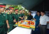 Phú Giáo: Tổ chức hội thao mô hình học cụ, vật chất huấn luyện