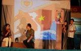 Đội Tuyên truyền - Chiếu bóng lưu động tỉnh: Tăng cường tuyên truyền về chủ quyền biển đảo Việt Nam