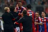 Bayern Munich thắng sít sao Man City