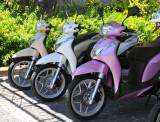 Nhiều mẫu xe máy tay ga rục rịch tăng giá