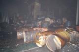 Đang điều tra nguyên nhân và thiệt hại vụ cháy tại Công ty Sakata