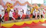 Khởi công xây dựng chợ Vĩnh Tân (thị xã Tân Uyên)