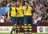 Aston Villa 0-3 Arsenal: Pháo lại nổ rền vang