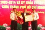Tập đoàn Hoa Sen đầu tư thêm nhà máy mới ở Nghệ An