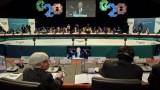 Nhóm G-20 cam kết cải thiện tăng trưởng kinh tế toàn cầu