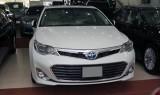 Toyota Avalon Hybrid 2014 xuất hiện Sài Gòn
