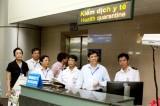 Chủ động phòng chống dịch bệnh Ebola