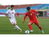 Kết thúc vòng loại bảng H bóng đá nam ASIAD 17: Việt Nam vươn lên đầu bảng với 2 trận toàn thắng