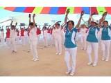 Clb Thể dục dưỡng sinh xã Bạch Đằng  (TX.TÂN UYÊN): Góp phần chăm sóc sức khỏe nhân dân