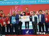 ASIAD 17: Bùi Trường Giang đem về huy chương bạc cho Việt Nam
