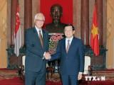 Hai nền kinh tế Việt Nam-Singapore có thể bổ sung cho nhau