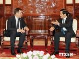 Việt Nam-Belarus cần mở rộng hợp tác kinh tế và viễn thông