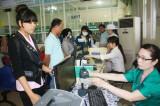 Bệnh viện Đa khoa Vạn Phúc: Quét mã vạch khi tiếp nhận bệnh nhân