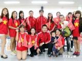Bảng tổng sắp huy chương ASIAD 17: Việt Nam xếp thứ 12