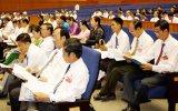 Ông Huỳnh Văn Nhị, Ủy viên Thường vụ, Chủ tịch Ủy ban MTTQVN tỉnh: Phát huy sức mạnh đại đoàn kết toàn dân, thực hiện thắng lợi các nhiệm vụ