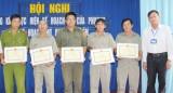 Phường Phú Cường (TP.Thủ Dầu Một): Tiếp tục đẩy mạnh công tác đảm bảo ANTT, phòng chống tội phạm