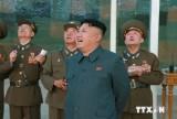 Nhà lãnh đạo Triều Tiên Kim Jong-un vắng mặt ở kỳ họp quốc hội