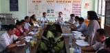 Thị ủy Dĩ An:  Tổ chức đoàn kiểm tra việc thực hiện quy chế dân chủ cơ sở tại trường học