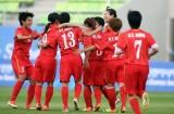 Hạ Thái Lan, tuyển nữ Việt Nam lần đầu lọt vào bán kết ASIAD