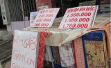 """Thị trường chăn, drap, gối, nệm: Giá rẻ, chất lượng có """"rẻ"""" ?!"""