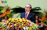 Ông Nguyễn Thiện Nhân tiếp tục giữ chức Chủ tịch UB Trung ương MTTQ Việt Nam