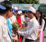 Khai mạc Hội thao ngành ngân hàng và giải Taekwondo cúp các CLB tỉnh