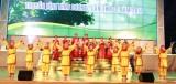 6 đội tham gia vòng chung kết xếp hạng Liên hoan Tiếng hát người cao tuổi Truyền hình Bình Dương lần 12
