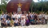 Công ty Cổ phần Đầu tư xây dựng Chánh Phú Hòa: Tổ chức giao lưu nhân Ngày Quốc tế Người cao tuổi (1-10)