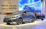Corolla Altis 2014 giá từ 757 triệu tại Việt Nam