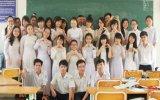 Lớp 12A1 trường THPT Bến Cát: 100% học sinh thi đậu đại học