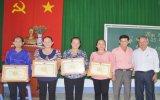 Họp mặt Chi hội người cao tuổi khu phố 3, phường Phú Hòa, TP.TDM