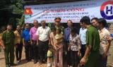 Xã Phú An, thị xã Bến Cát: Khởi công xây nhà Nhân ái