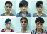 Công an thị xã Thuận An bắt băng cướp đêm