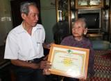 Bí quyết sống thọ của cụ bà 108 tuổi