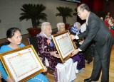 Bình Dương quan tâm, chăm sóc người cao tuổi