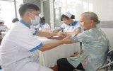 Hơn 650 người cao tuổi được khám, phát thuốc miễn phí
