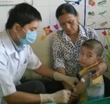 Hội thảo truyền thông về chiến dịch tiêm vắc xin sởi - rubella
