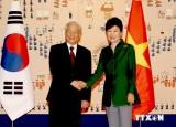 Toàn văn Tuyên bố chung hai nước Việt Nam và Hàn Quốc