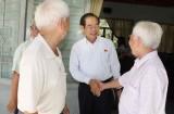 Đoàn ĐBQH tỉnh tiếp xúc cử tri phường Phú Mỹ, TP.TDM và  thị xã Thuận An