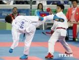 ASIAD 17: Karatedo mang về thêm một huy chương cho đoàn Việt Nam