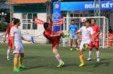 Bán kết giải bóng đá Doanh nhân mở rộng - Báo Bình Dương lần II-2014:  Gọi tên Vina Hoàng Dũng và Lê Bảo Minh?