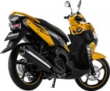 Yamaha khởi động chiến dịch khuyến mãi xe tay ga - Bắt đầu với Nouvo Fi
