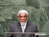 Thủ tướng Vanuatu và phu nhân thăm chính thức Việt Nam