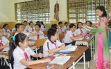Hiệu quả đào tạo từ trường tạo nguồn THCS Chu Văn An