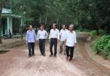 Phát huy vai trò nông dân trong xây dựng nông thôn mới