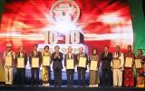 """Hà Nội: """"Công dân Thủ đô ưu tú"""" được tặng thưởng 100 triệu đồng/người"""