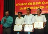 Phú Giáo:  112 hộ đồng bào dân tộc được cấp đất định canh, định cư