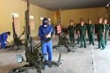 Lực lượng vũ trang tỉnh: Bảo đảm vũ khí trang bị kỹ thuật nề nếp, chính quy, an toàn