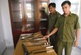 Xã An Long, huyện Phú Giáo: Tăng cường tuần tra giữ gìn an ninh trật tự