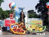 Hà Nội tổ chức ngày hội văn hóa mang thông điệp hòa bình